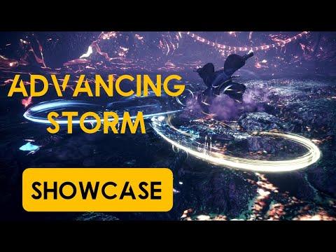 Nioh 2 Advancing Storm 仁王2