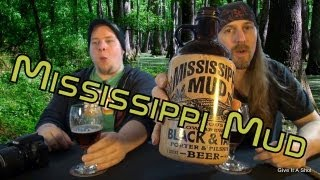 Mississippi Mud Black and Tan Beer Review