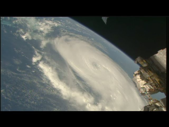 Keeping an eye on Hurricane Dorian from Space on This Week @NASA – September 6, 2019