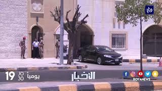 محكمة أمن الدولة تواصل النظر في قضية أحداث الكرك - (13-11-2017)