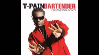 Bartender Bass Boost - T Pain Ft. Akon