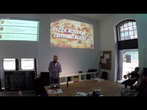 """""""E-Commerce oder das Meistern des Weges"""" von Philipp Kannenberg bei #nmfka"""