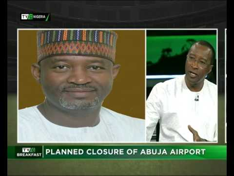 Planned Closure of Abuja Airport