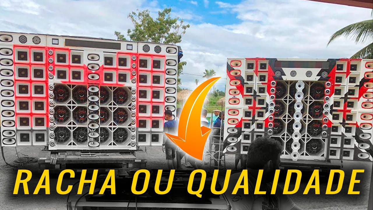 Porque dois alinhamentos Racha de som e Qualidade / som automotivo / Chikim som
