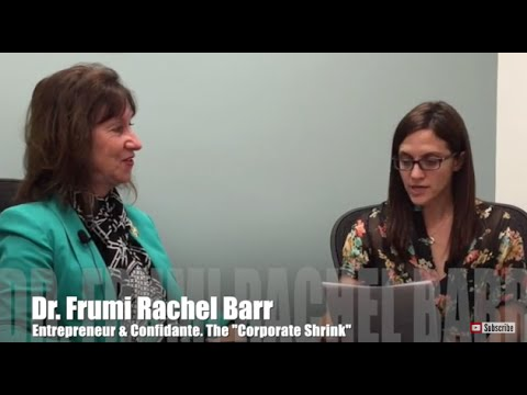 How To Start With Why | In Less Than 15 Minutes. Interview with Dr. Frumi Rachel Barr
