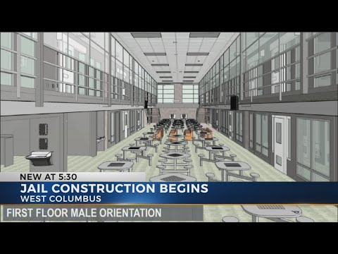 Franklin County breaks ground on new jail site