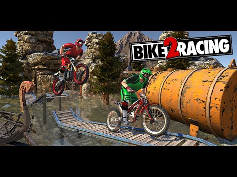 Bike Racing 2 : Multiplayer - Android Bike Game - Trailer