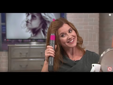 Dyson Airwrap Volume & Shape Hair Styling Tool on QVC