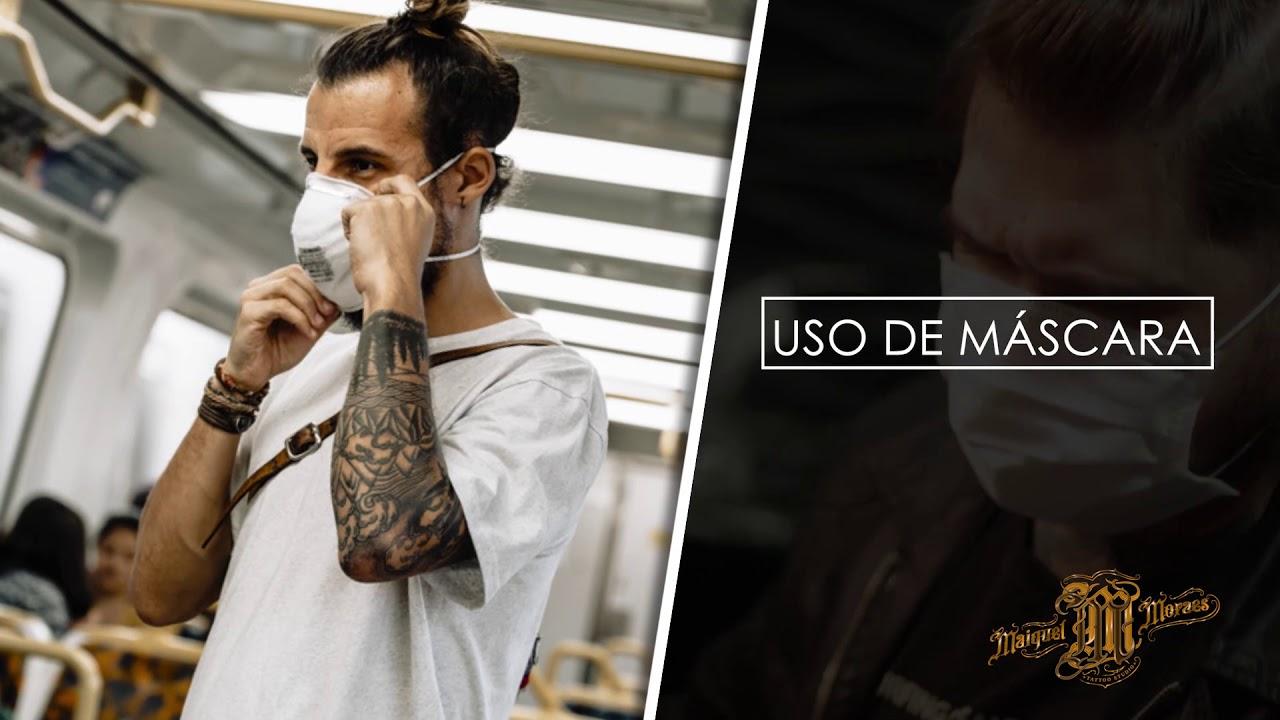 Maiquel Moraes Tatoo Studio - Atendimentos na Pandemia