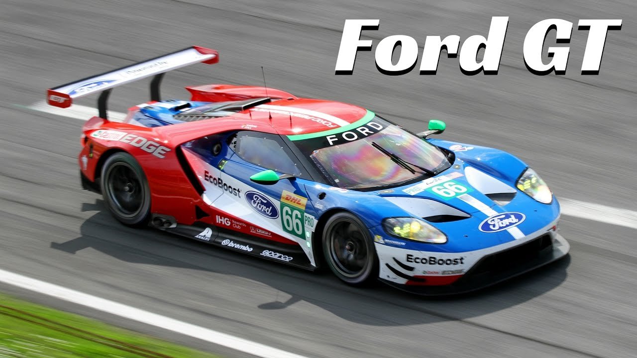 Wec  Prologue Monza Ford Gt Lmgte Pro Pure Sound