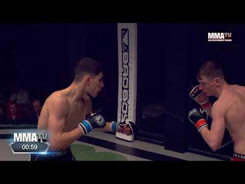 Ciaran Mulholland vs Jack Eglin   BCMMA20 25th Nov 2017 FIGHT 33