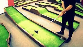 """Что такое мини-гольф клуб """"GoGolf"""" Краснодар, и как в него играть!"""