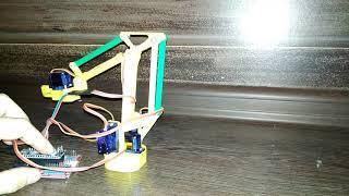 Уроки робототехники. Курс 2 занятие 2 задание 4.1.