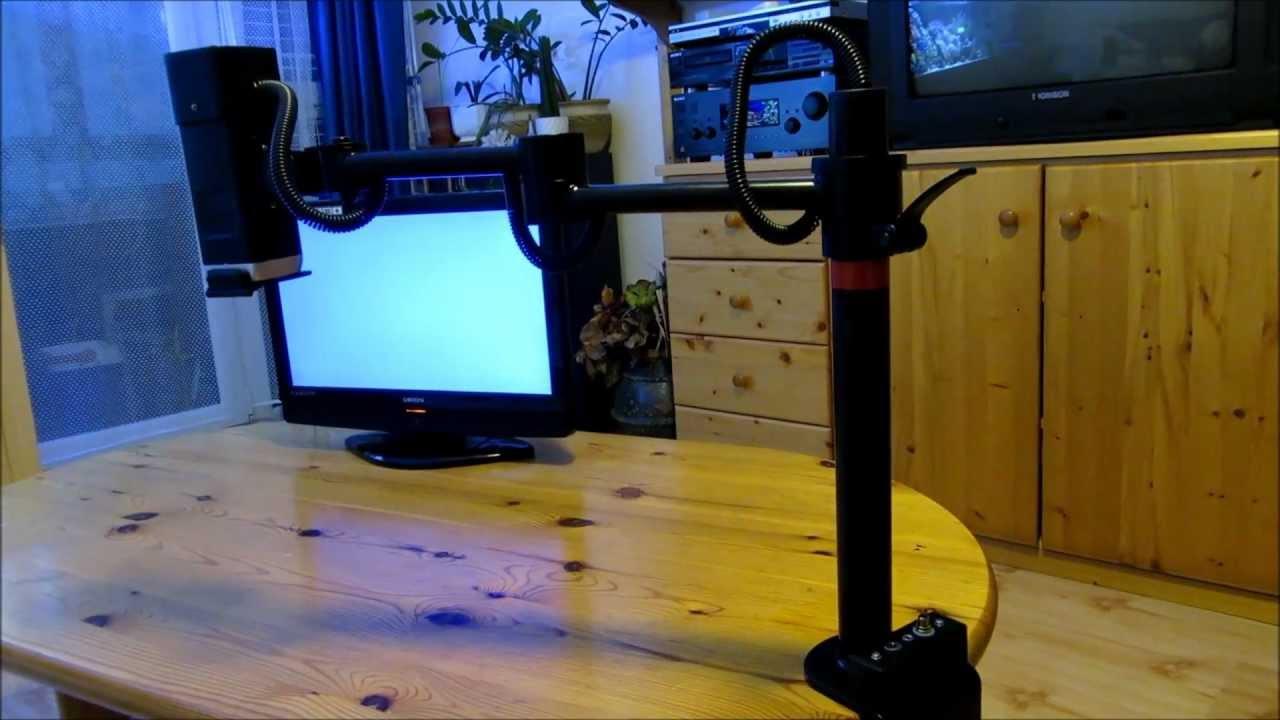 számítógépes monitor látásteszt