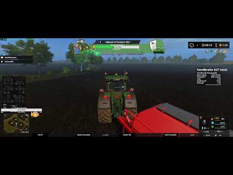 [GER] -=[Band of Farmers]=- Real Driving @ World of Farming