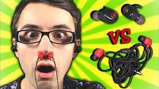 Wireless VS Wired Headphones!