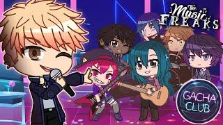 Recreating The Music Freaks in Gacha Club!