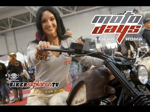 Motodays 2014 video fiera di roma service by for Fiera arredamento roma