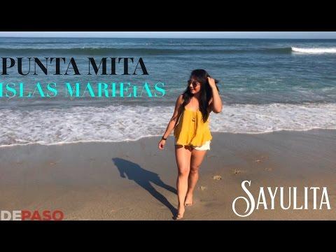 DE PASO por Sayulita, Punta de Mita y Las Islas Marietas / ¿Que hacer en Nayarit?