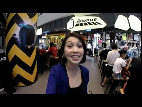 Maddy Barber Goes Shopping in CapitaLand's West Cluster Malls – Westgate, JCube and IMM!