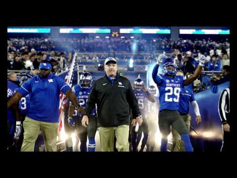 2017 Kentucky Football  Super Bowl Commercial -  Let's  Go To  Work - 4K Ultra HD