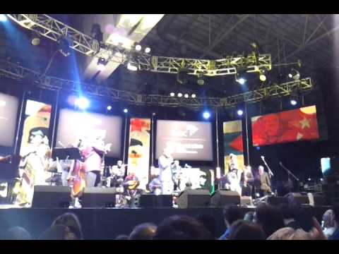 Buena Vista Social Club, Cape Town Jazz Festival #1