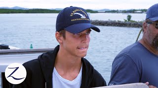 Teen Life on a Yacht: CAPTAIN FOR A DAY! // DIY Boat Repairs & Refab (Ep 99)