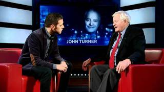 John Turner On How To Save the Liberal Party of Canada