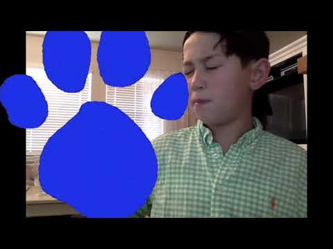 Bluesclues Season 1 Clean The Paw Print Youtube