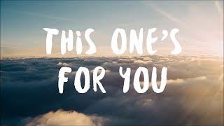 David Guetta ft Zara Larsson This One's For You lyrics 🎵