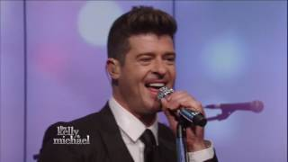 Скачать Robin Thicke Back Together Kelly Michael