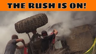 RUSH OFF-ROAD SEPTEMBER SLAM KARNAGE!