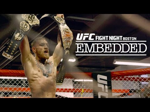 UFC Fight Night Boston: Embedded Vlog – Ep. 4