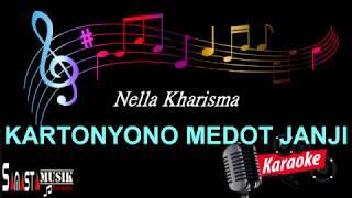 Nella Kharisma  Kartonyono Medot Janji Karaoke