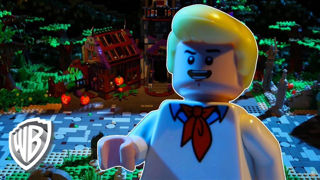 LEGO® Scooby-Doo! | Mystery Machine Mash-Up
