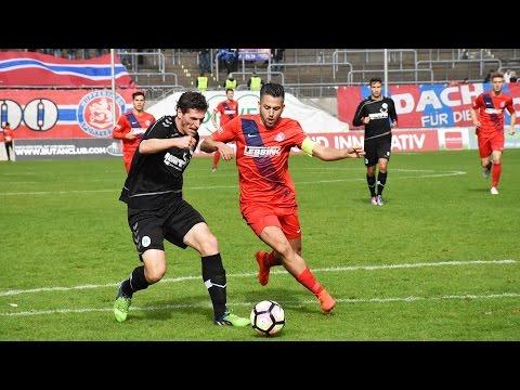 WSV-TV: Wuppertaler SV - Rot-Weiß Oberhausen 16/17