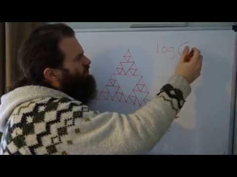 Calculating fractal dimensions