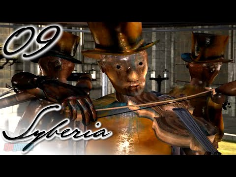 BANDSTAND - Let's Play Syberia Part 9 | PC Game Walkthrough | 60fps Gameplay