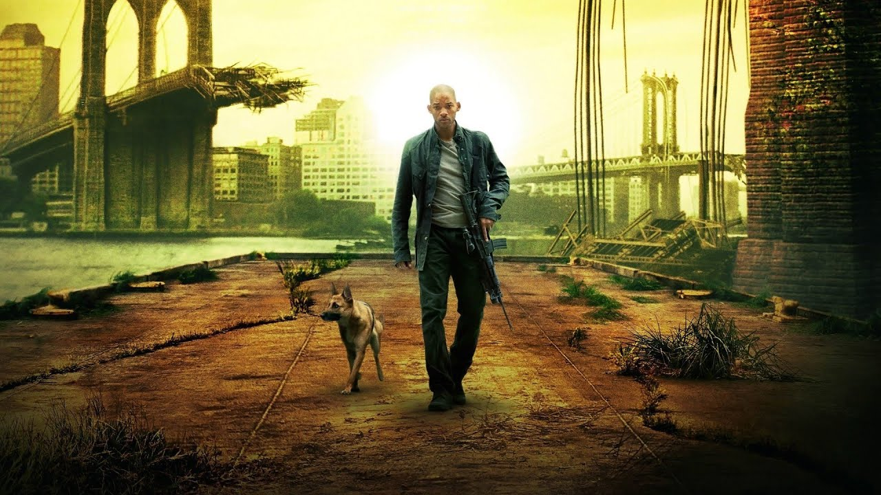 I am legend film reveiw