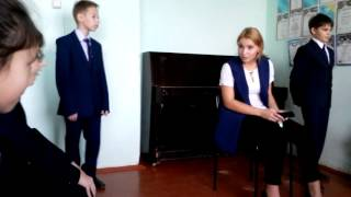 Урок музыки на день учителя