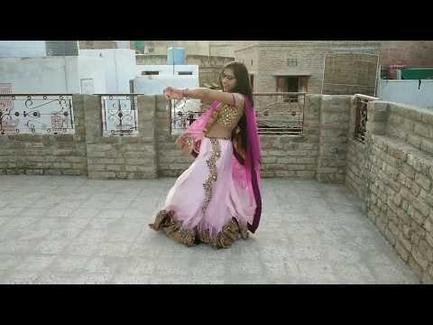 Rajasthani Dance|| Aur Rang De And Nache Gouri || Cover By Pooja Pareek