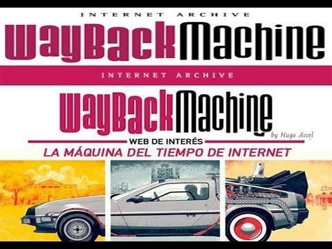 waback machine