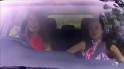 6261 Leah and Evie - Car crash