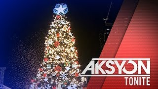 Makukulay na Christmas displays sa Metro Manila, silipin