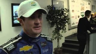 Ryan Hunter-Reay Post Rolex 24