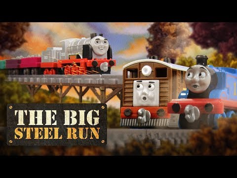 Merlin's Mistake! |Thomas & Friends: Thomas, Toby and the Big Steel Run #1| Thomas & Friends