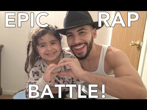 EPIC RAP BATTLE!! (ADAM vs. REEMA)