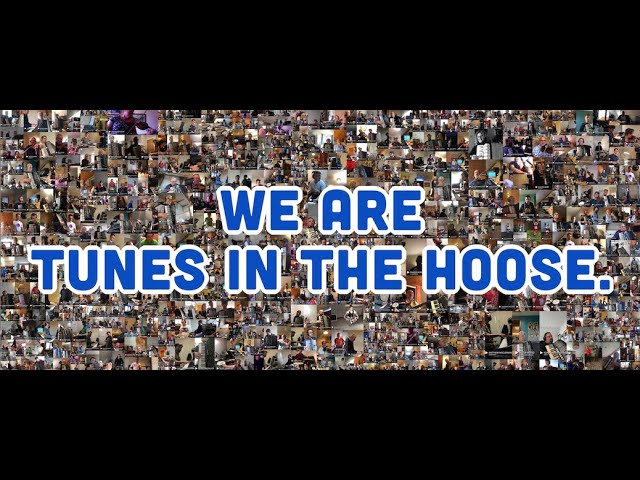 WE ARE TUNES IN THE HOOSE