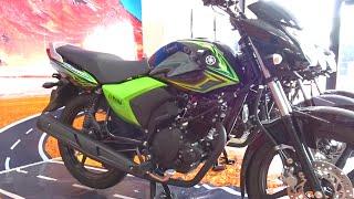 #Bikes@Dinos: Yamaha Saluto 125 Disc Brake Walkaround Review