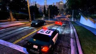 GTA 5 Police Roleplay